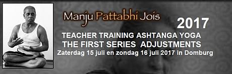 teacher training ashtanga yoga 2017